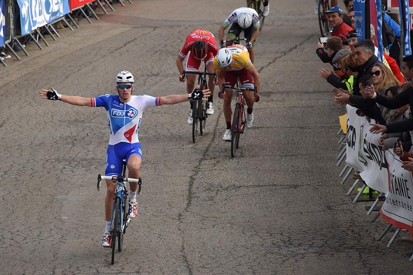 Resultados: victoria de Demare en Estrella de Besseges, caída de Froome en el Herald Sun Tour…