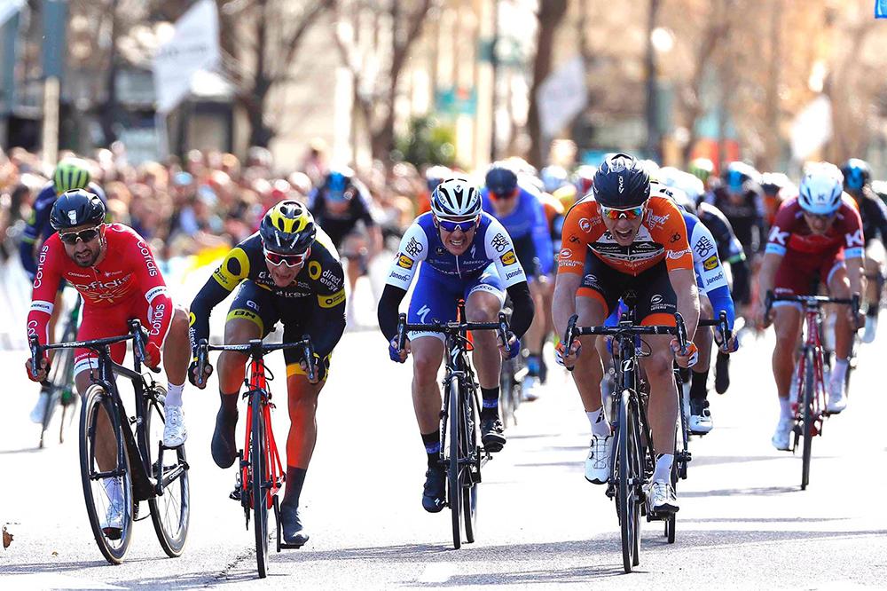 Coquard se hace con el sprint y Quintana con la general