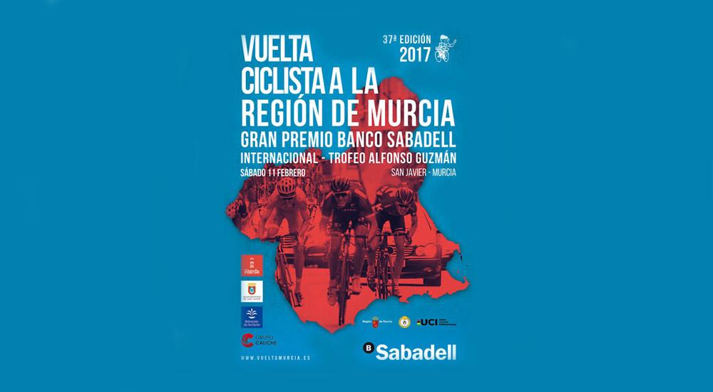 Previo: Vuelta a Murcia 2017