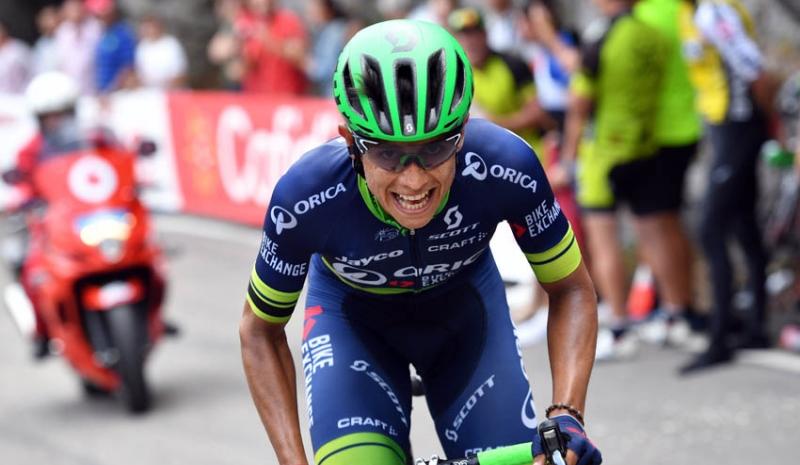 Esteban Chaves debutará en el Tour de Francia