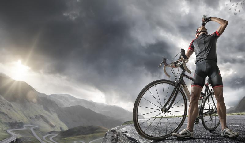 ¿Por qué necesitas hidratarte después de montar en bici?