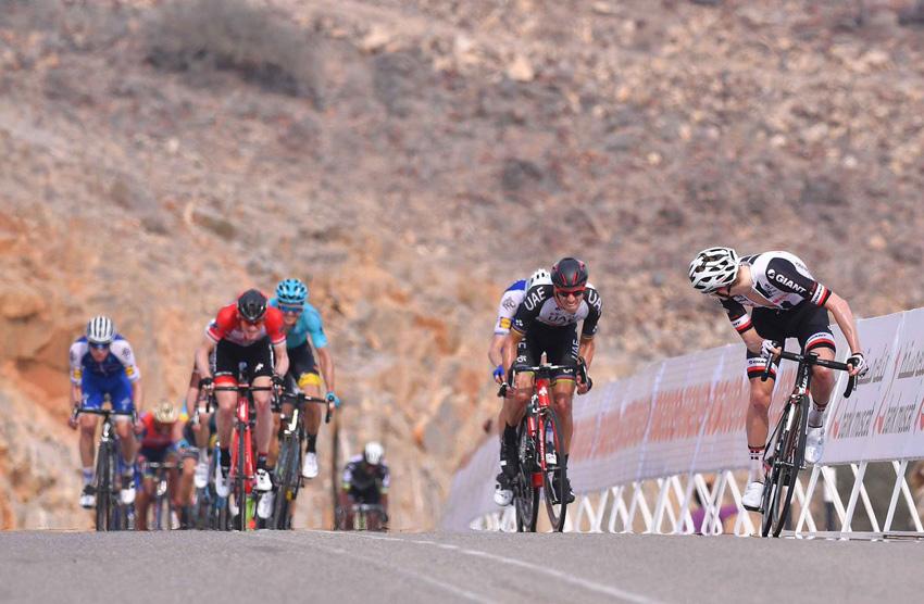 Tour de Omán: Andersen da la sorpresa