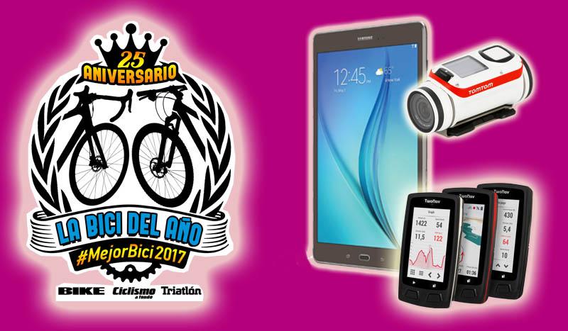 CONCURSO: Bici del año 2017