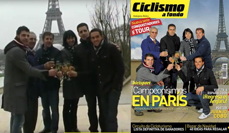 Vídeo: hace 10 años en París…