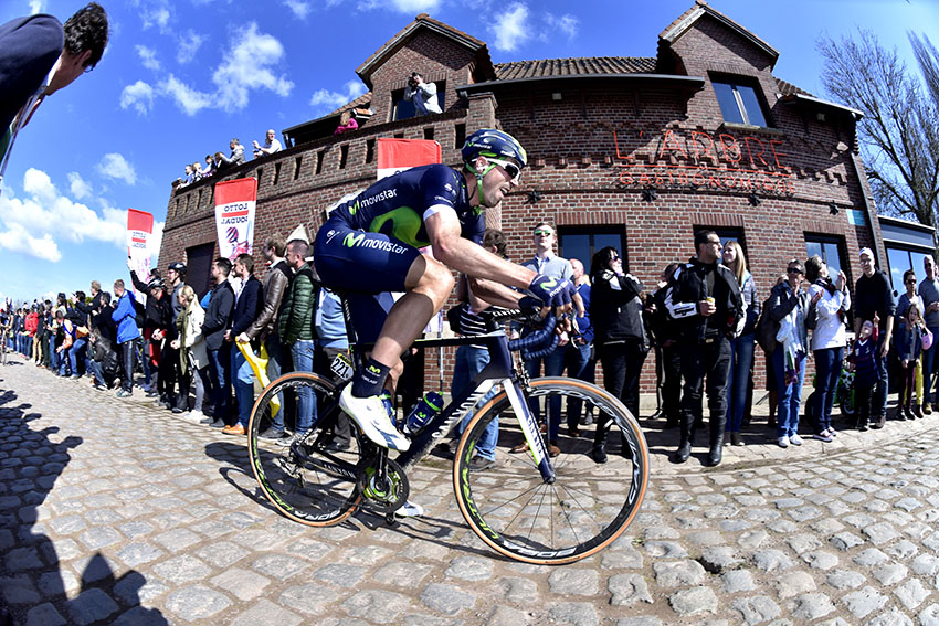"""Erviti: """"Me motiva pelear otra vez por Flandes y Roubaix"""""""