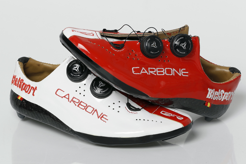 Zapatillas artesanales Carbone Radical