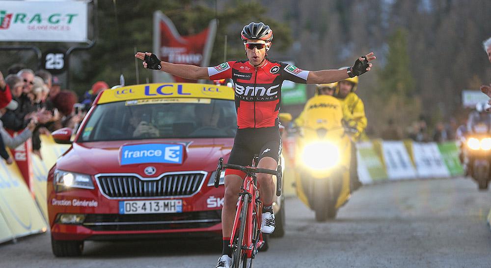 Porte gana y Henao, Contador y Martin se jugarán mañana el amarillo
