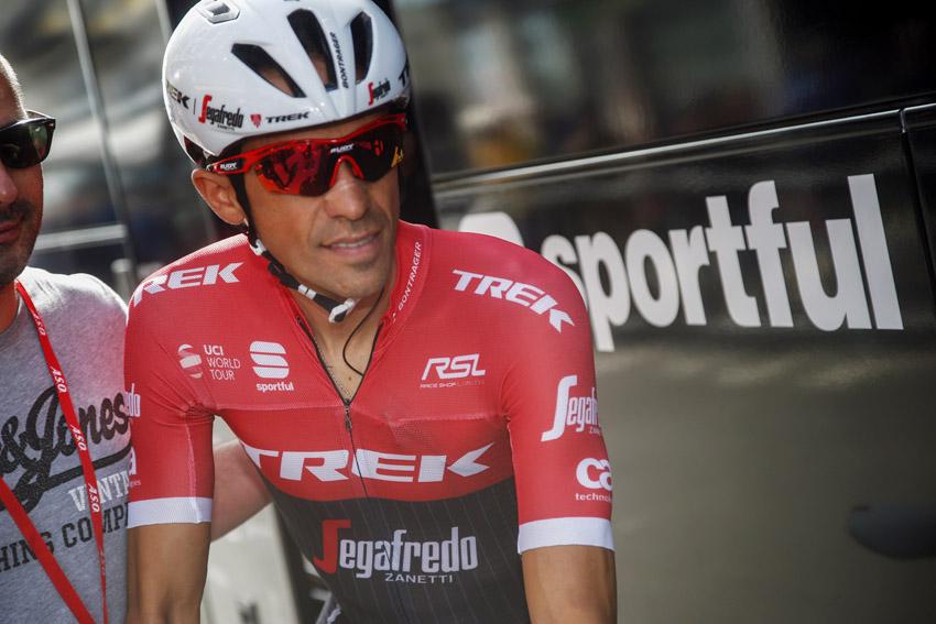 "Contador: ""Tengo un 3'7% de grasa corporal"""