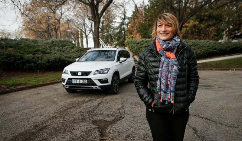 SEAT Ateca, el SUV que te lleva hacia tus objetivos deportivos