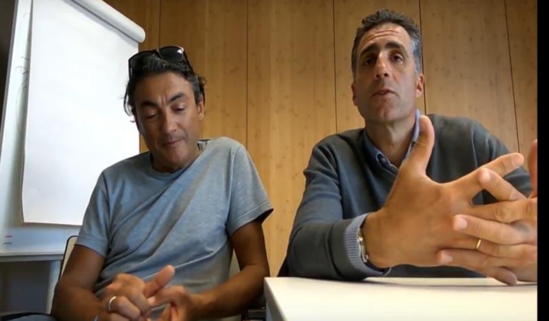 Vídeo tertulia: Indurain y Chiuppucci hablan de Sestriere 92
