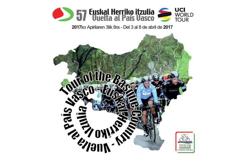 La Vuelta al País Vasco presenta su recorrido