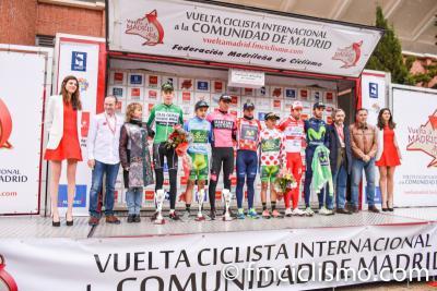 La Vuelta a Madrid crece a tres días