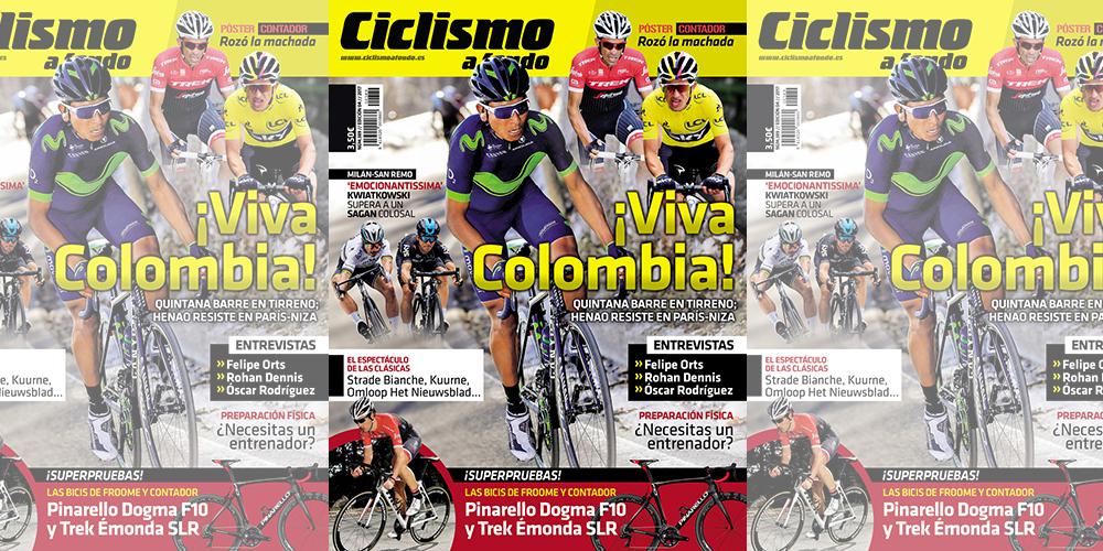 ¡Ya a la venta Ciclismo a Fondo 389!