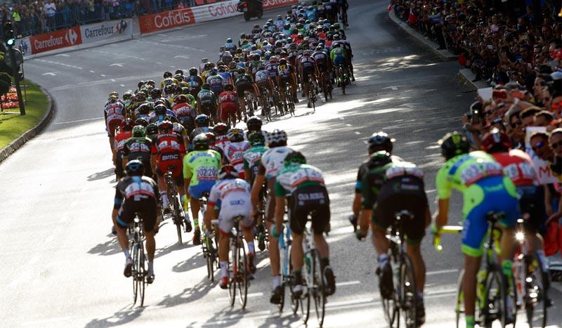 La Vuelta a España anuncia los equipos invitados
