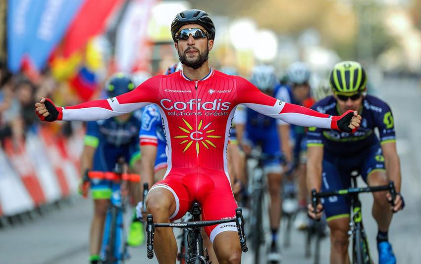Breves: Bouhanni renueva con el Cofidis hasta 2019, Caja Rural correrá las Hammer Series...