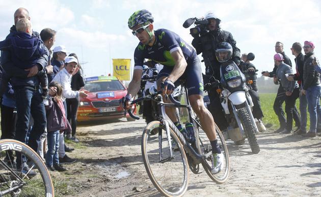 """Imanol Erviti: """"Flandes y Roubaix son una auténtica aventura"""""""