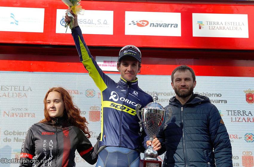 """Simon Yates: """"Quiero ganar la Vuelta al País Vasco"""""""