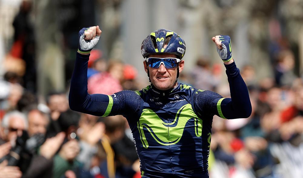 Sutherland da la sorpresa en la Vuelta a la Rioja