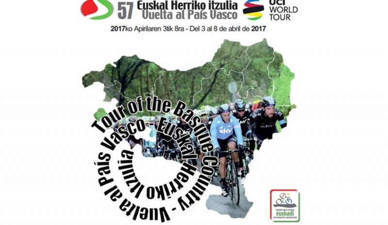 Previo: Vuelta al País Vasco 2017