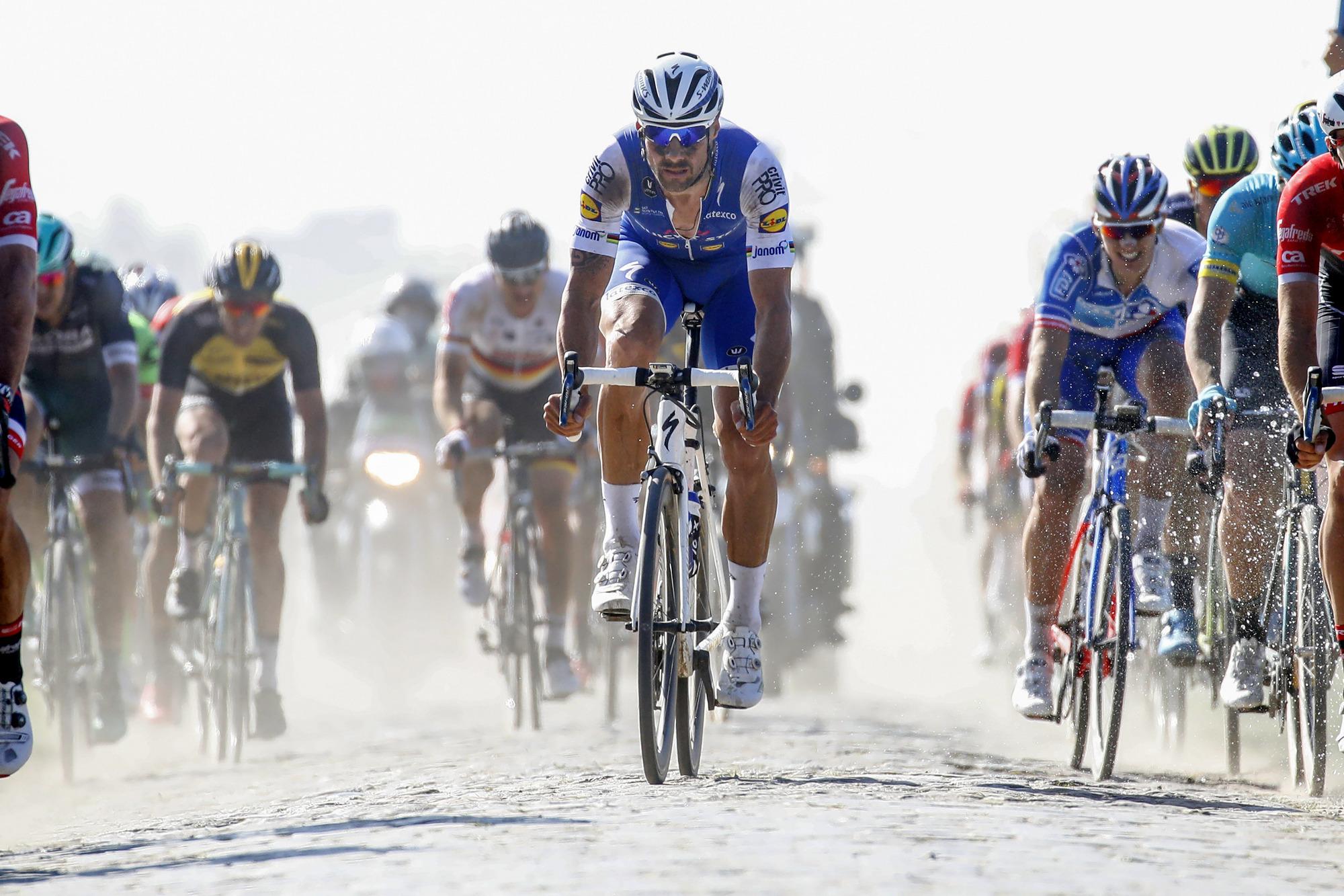"""Boonen se despide del ciclismo: """"Ha llegado el momento de dejarlo"""""""
