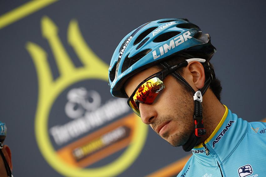 Fabio Aru se pierde el Giro de Italia