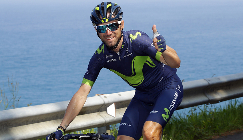 Movistar anuncia el equipo con el que rodeará a Valverde en las Ardenas