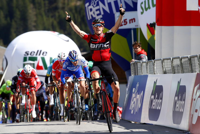 Resultados: Tour de los Alpes, Tour de Croacia…