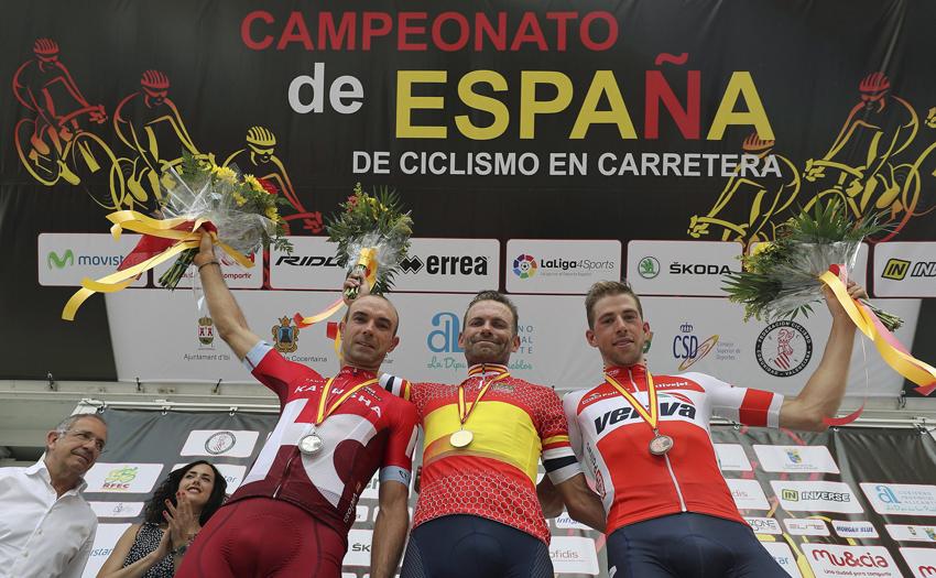 Soria será la sede de los Campeonatos de España
