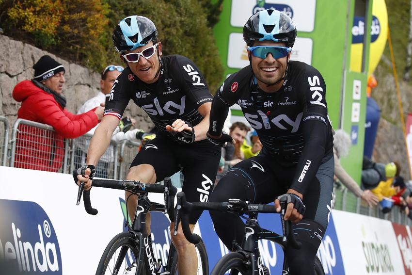 Sky anuncia su equipo para el Giro: Landa y Thomas, líderes