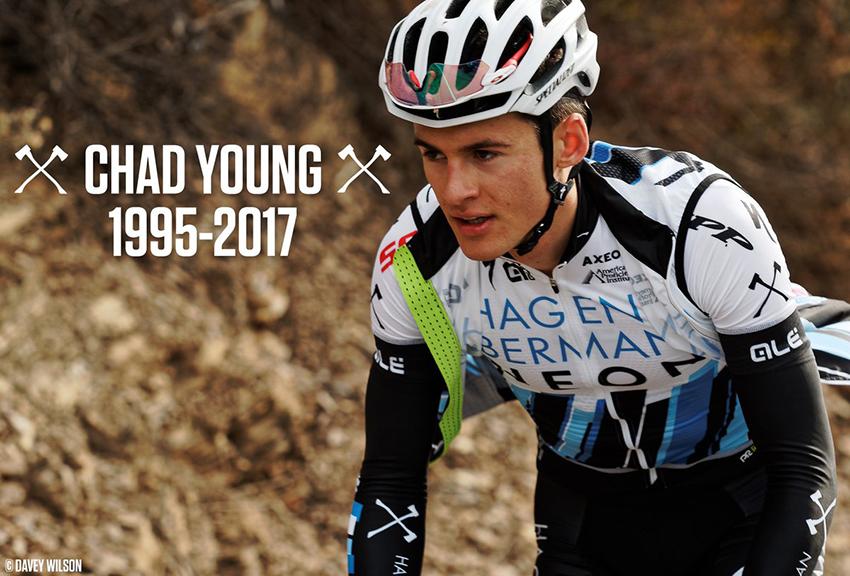 Muere Chad Young a consecuencia de su caída en el Tour de Gila