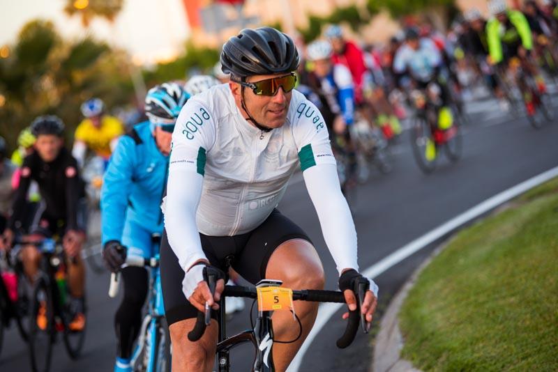Más de 6.500 cicloturistas se dan cita en la Mallorca 312