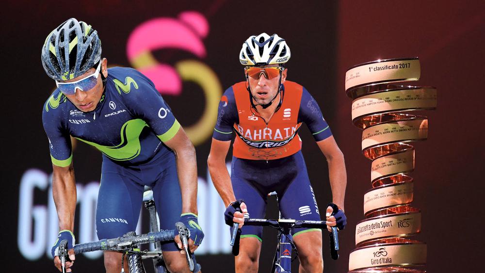 Quintana y Nibali, favoritos al rosa (Previo Giro)