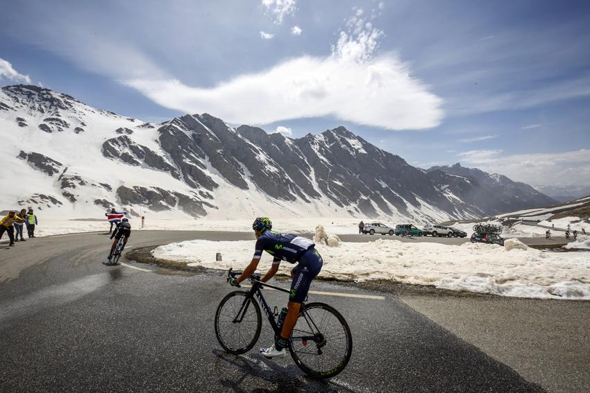 El Giro de Italia cancela el premio al mejor bajador