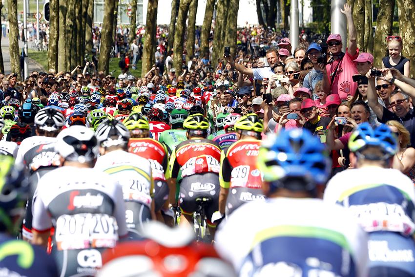 Giro de Italia 2017: Listado oficial de participantes y dorsales