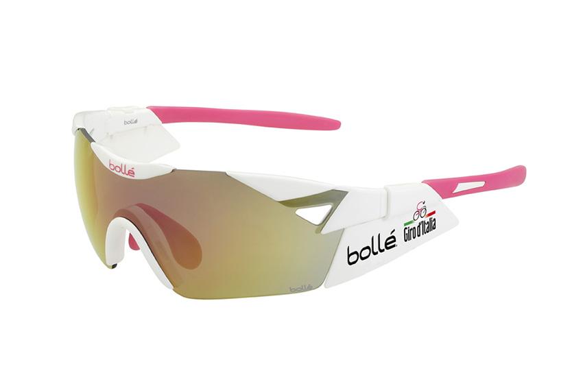 Bollé presenta una edición limitada de sus gafas con motivo del Giro