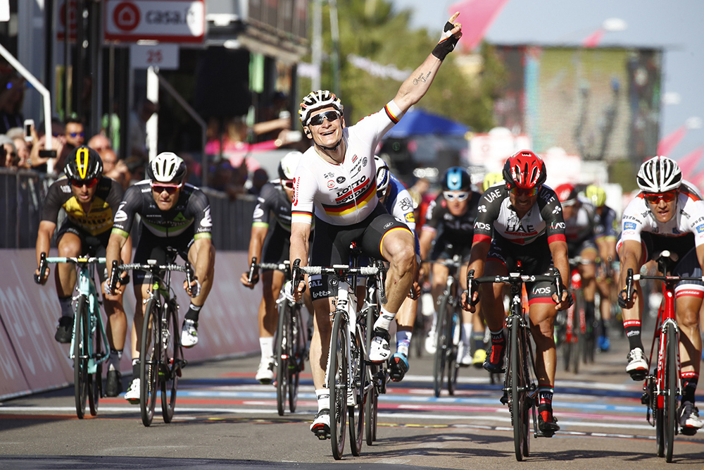 Infalible Greipel