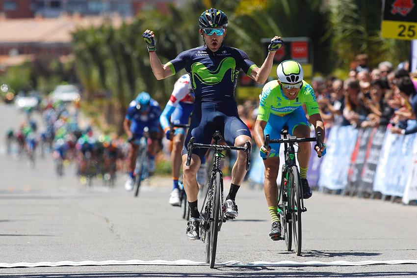 Vuelta a Madrid / Barbero vuelve a la senda del triunfo