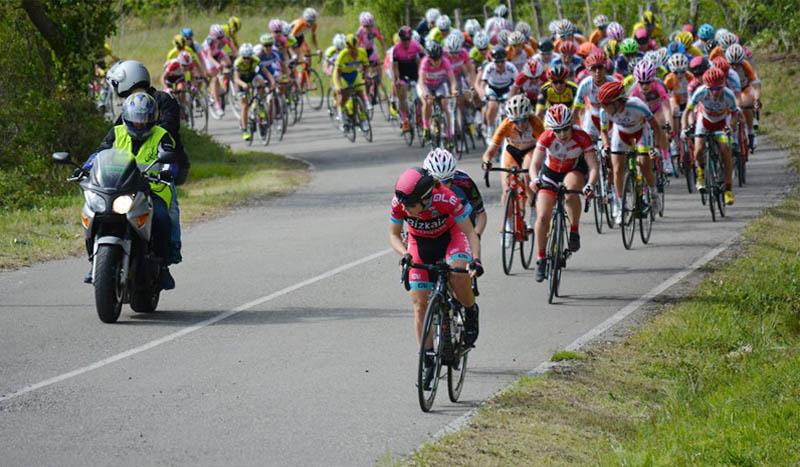 Vídeo resumen de la III Vuelta a Burgos femenina