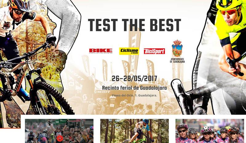 El Test the Best 2017 llega a Guadalajara