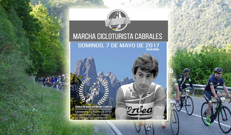 Todas las fotos: IV Marcha cicloturista Cabrales 2017