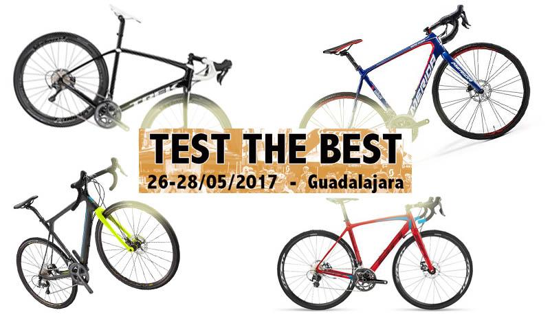 Aprovecha la oportunidad de probar una bici en el Test the Best