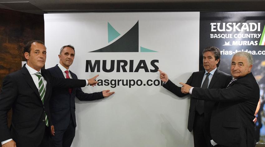 Murias tiene asegurada ya una invitación para la Vuelta a España y Vuelta al País Vasco 2018