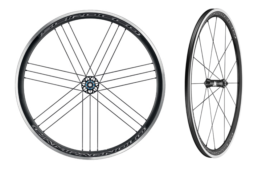 Campagnolo lanza una nueva versión de las ruedas Scirocco