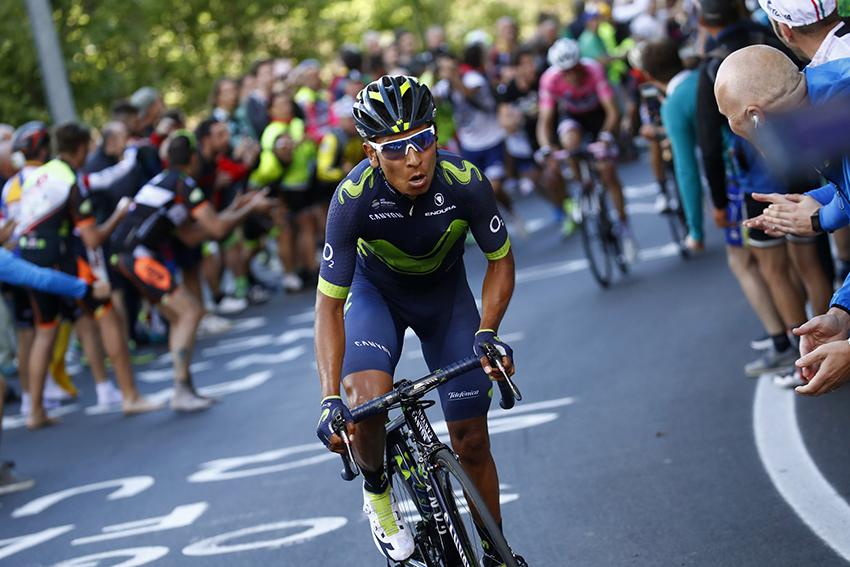 """Quintana: """"Las etapas de la tercera semana deberían irme bien"""""""