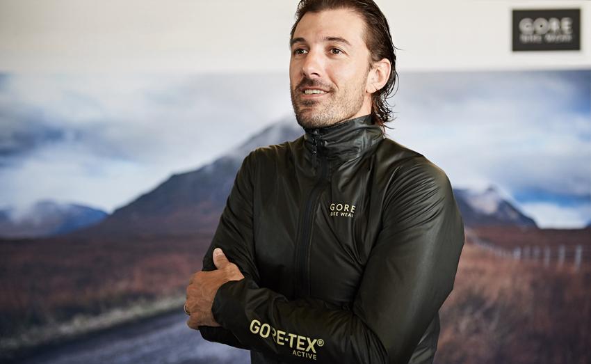 Fabian Cancellara es nuevo embajador de Gore Bike Wear