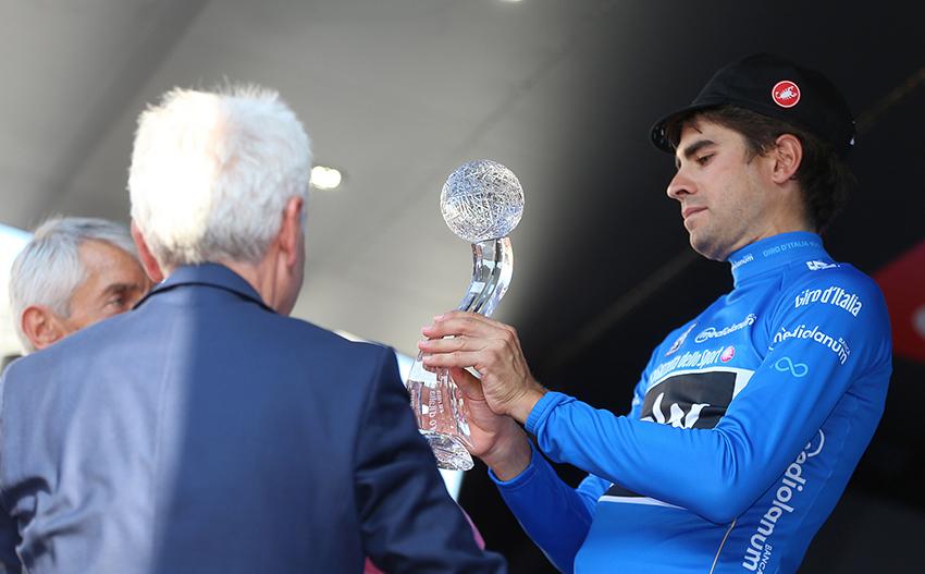 Breves / Landa: 'volveré al Giro en 2018'; Cimolai es atropellado…