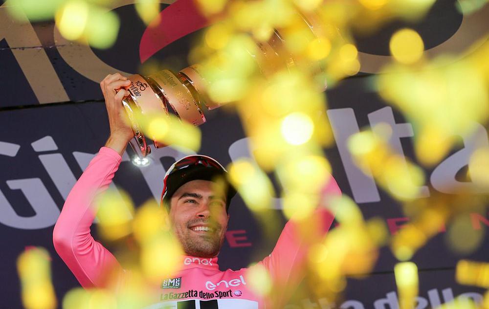 Análisis #Giro100: Dumoulin y el futuro