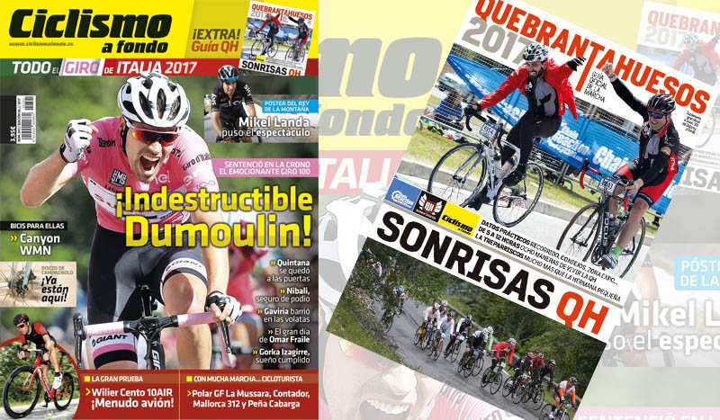 ¡Ciclismo a Fondo nº391 ya a la venta!