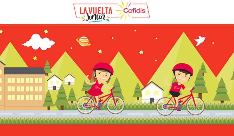 Aulas Ciclistas Cofidis y La Vuelta Junior