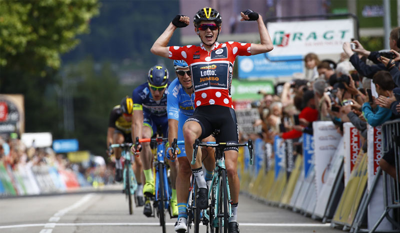 Criterium Dauphiné, 3ª etapa, Bouwman sin concesiones